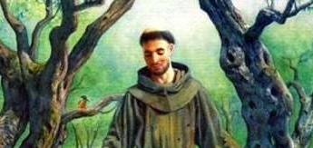 Saint François of Assisi feast day