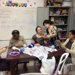 Knitting and crochet classe
