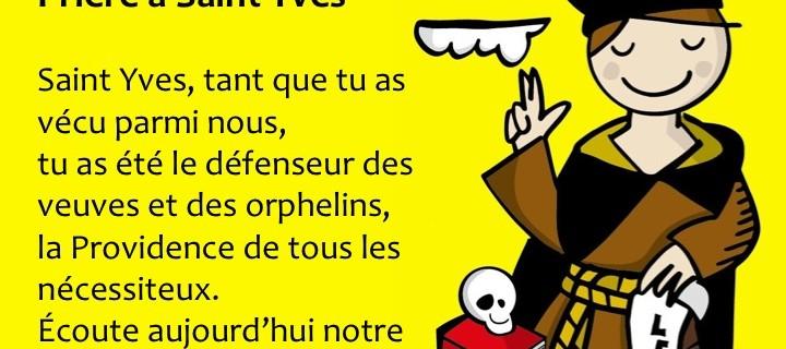 Prìere de saint Yves