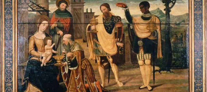 Yves et les Rois Mages