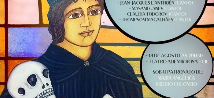Cinquième édition du concert Santo Ivo 2018 !