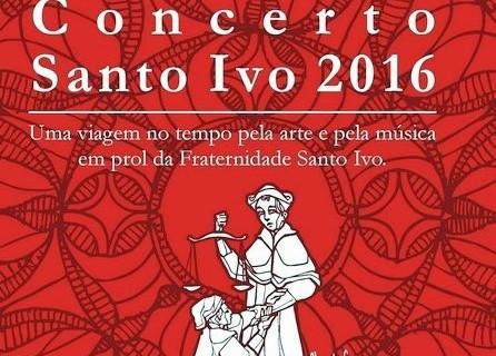 Tarceira edição do Concerto Santo Ivo 2016 na catedral metropolitana de Florianópolis